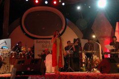Alka Yagnik performing at Batexpo night