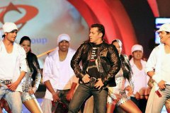 Salman Khan Performing in Dhaka