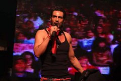 Arjun Rampal Performing in SRK Night show at Dhaka